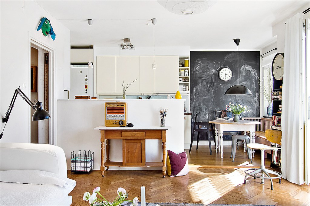 Home tour visite d un appartement parfaitement for Inspiration appartement