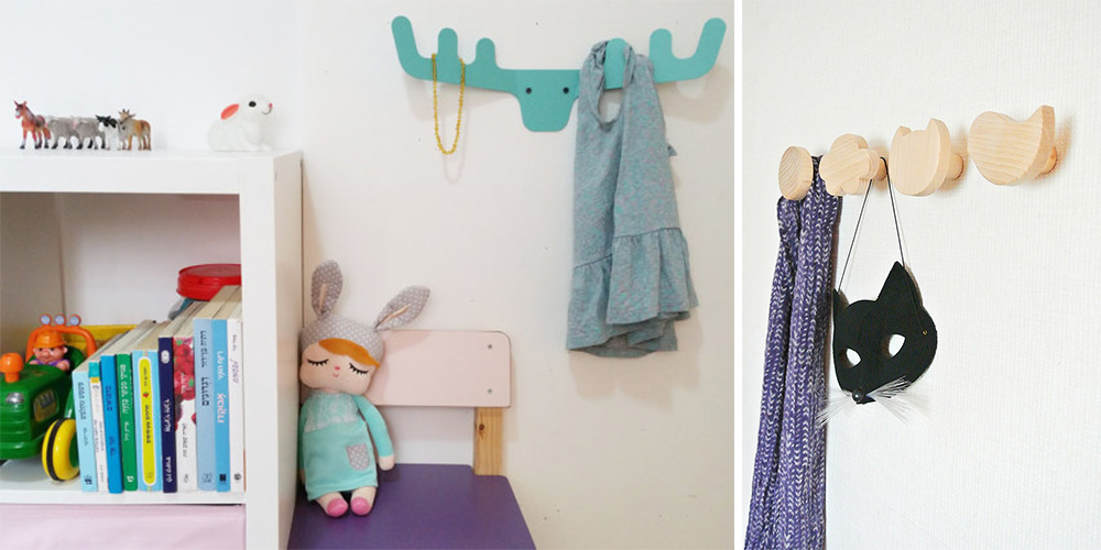 Elephant in the room blog d co diy page 15 - Patere chambre enfant ...