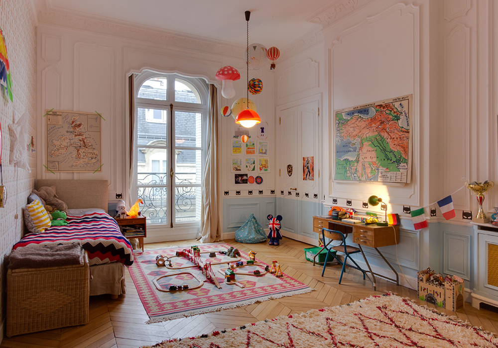 Home Tour : appartement Paris 16ème | elephant in the room