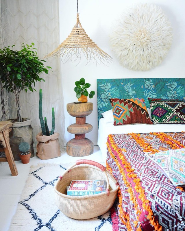 Les 10 commandements d'une déco boho | elephant in the room