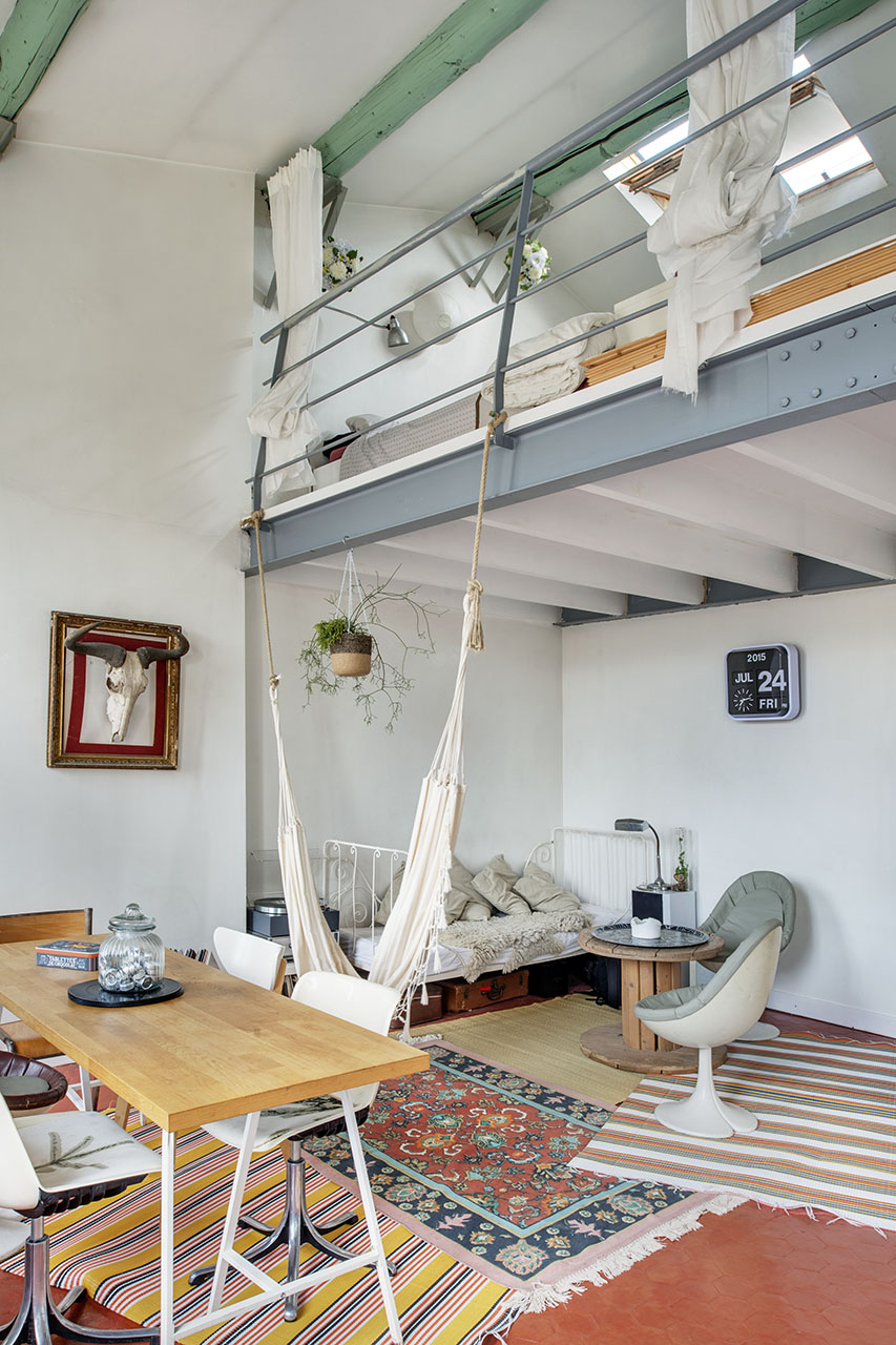 Home tour : un duplex à Marseille | elephant in the room