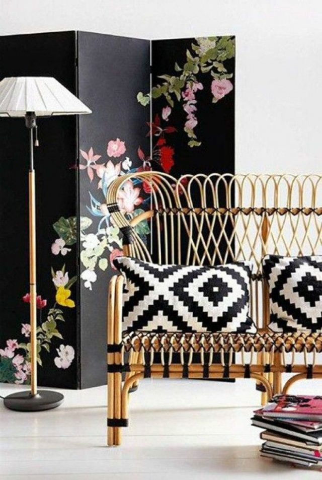 Tendance paravent •• Screen dividers trend | elephant in the room