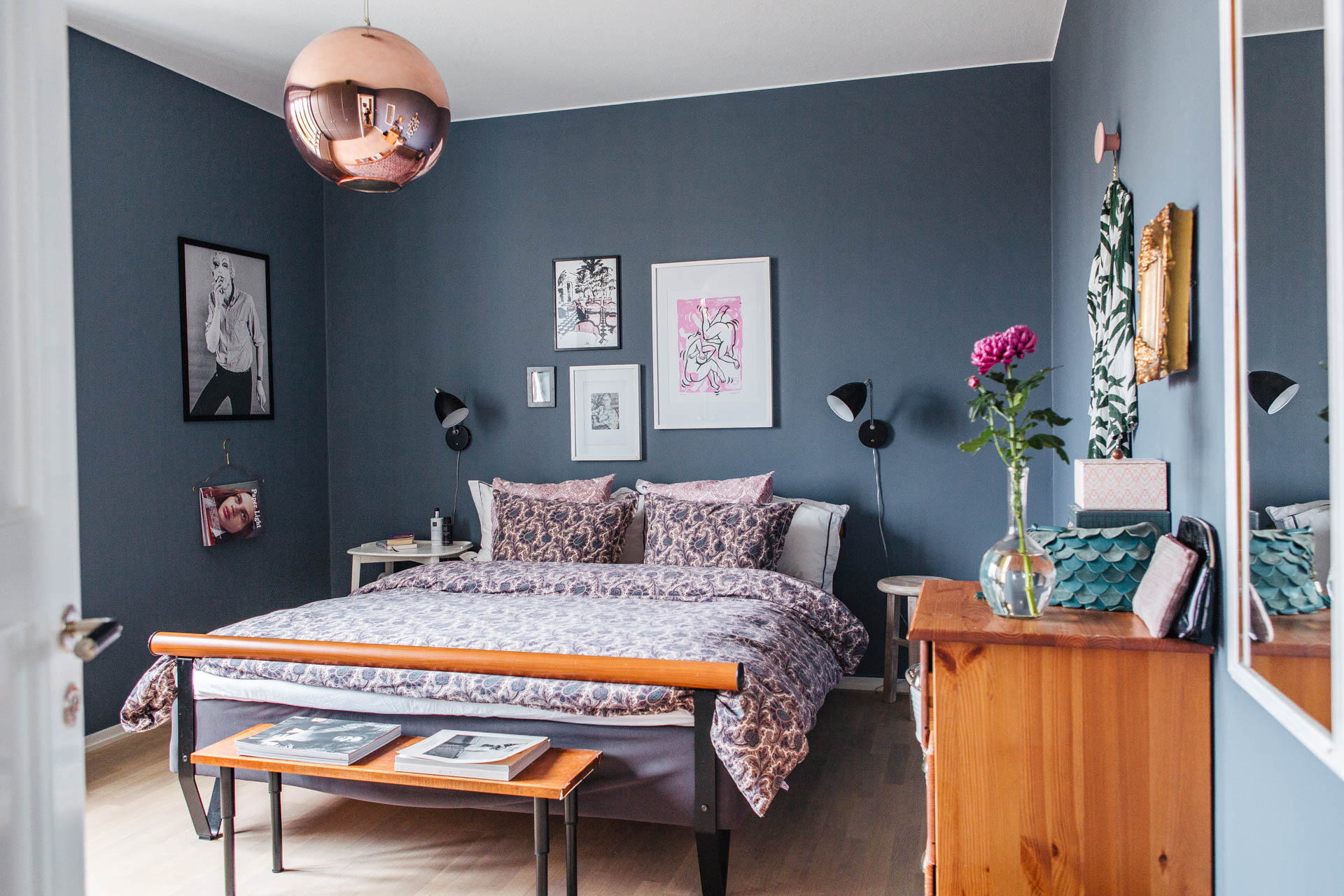 Home Tour suédois   elephant in the room